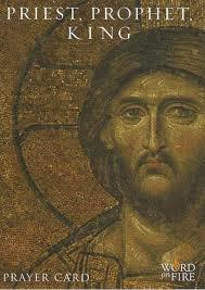 Priest, Prophet and King: Advent Reflection Series