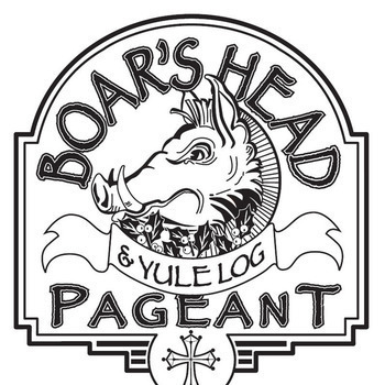 Boar's Head Pageant this Saturday!