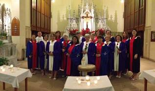 Catholic Daughters of the Americas Officers' Installation