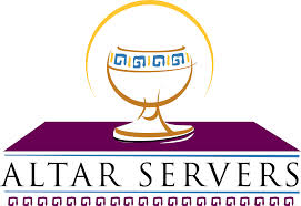 Altar Servers serve the parish by assisting the priest during Mass. Anyone in the 5th grade or older and who has received First Communion may serve as an Altar Server.