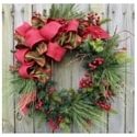 Christmas Wreath Sale by Guadalupanos