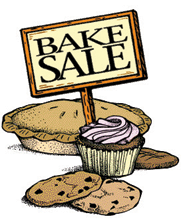 St. Al's Gals Bake Sale