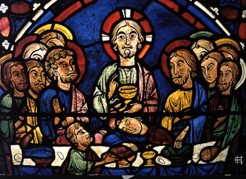 Mass of the Lord's Supper (Bilingual)
