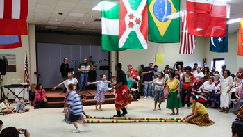 Multicultural Festival October 21, 2018: One Faith Many Cultures