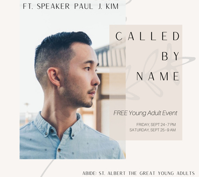 Called By Name - Day 1