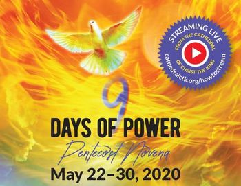 9 Days of Power (May 22-30)