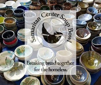 Samaritan Center Soup Bowl