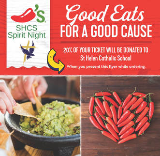 Chili's Spirit Night