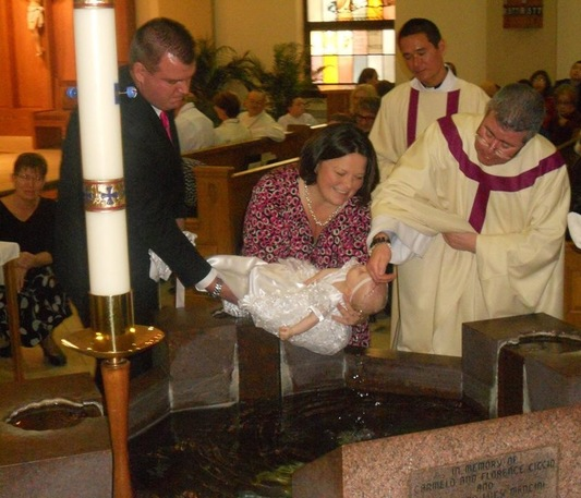 Celebration of Baptism