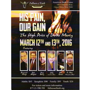 Fullness of Truth: His Pain, Our Gain