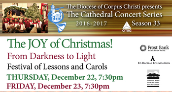 The Joy of Christmas - From Darkness to Light Concert | Dec. 22 & Dec. 23