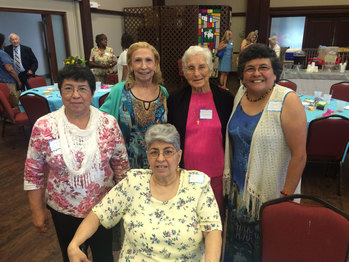Carmen Hernandez honored by Church Women United group