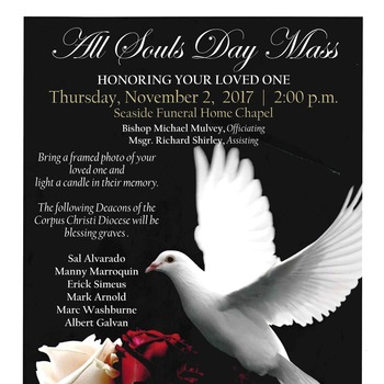 All Souls Day Mass | Honoring Your Loved One, Nov. 2