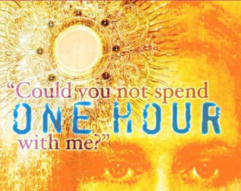 March 9-10th, 24 Hours for the Lord | Our Lady of Corpus Christi Adoration Chapel