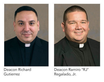 Deacons to be ordained priests