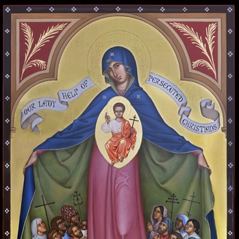 Our Lady Help of Persecuted Christians Mass & Prayer Service | Saturday, September 14