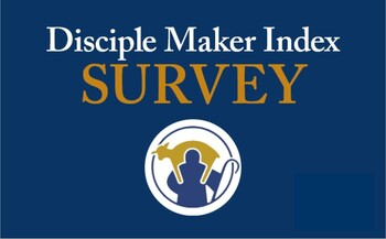 Disciple Maker Index Survey
