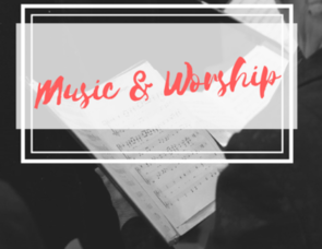 Music Opens Our Worship and Lives to God's Spirit