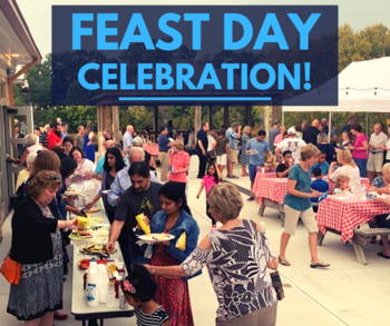 Feast Day Celebration