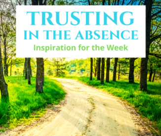 Trusting in the Absence