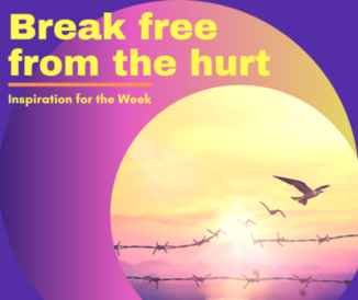 Break Free from the Hurt