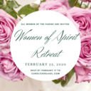 Women of Spirit Retreat