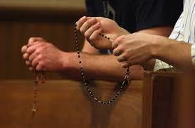 Rosary for the Sick in the Parish