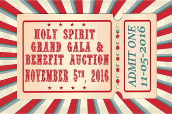 Holy Spirit Grand Gala and Benefit Auction