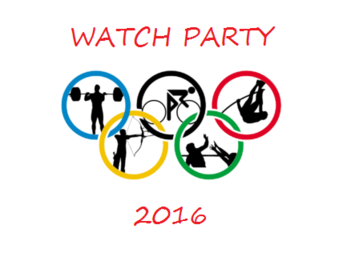 OLYMPIC WATCH PARTY