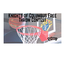 Knights of Columbus Free Throw Championship