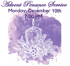 Parish Penance Service