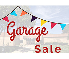 Garage Sale - Open to the Public