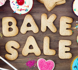 Spirit Movers Bake Sale
