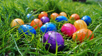 Easter Egg Hunt and Blessing of the Baskets