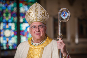 The Archdiocese of KCK invites you to watch the Chrism Mass via Livestream