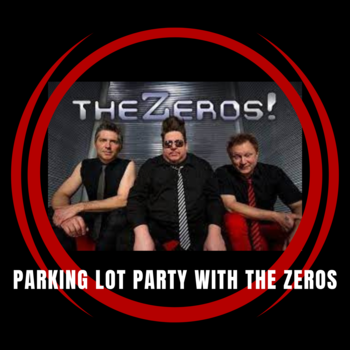 Parking Lot Concert with the Zeros