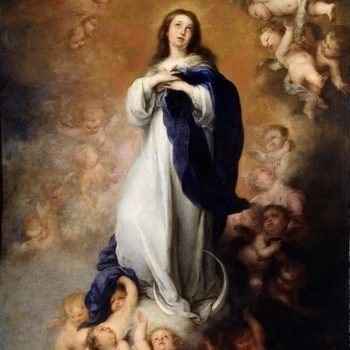 Vigil Mass: Immaculate Conception---Patroness of the United States