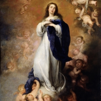 Mass: Immaculate Conception---Patroness of the United States