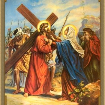 Stations of the Cross - Estaciones de la Cruz