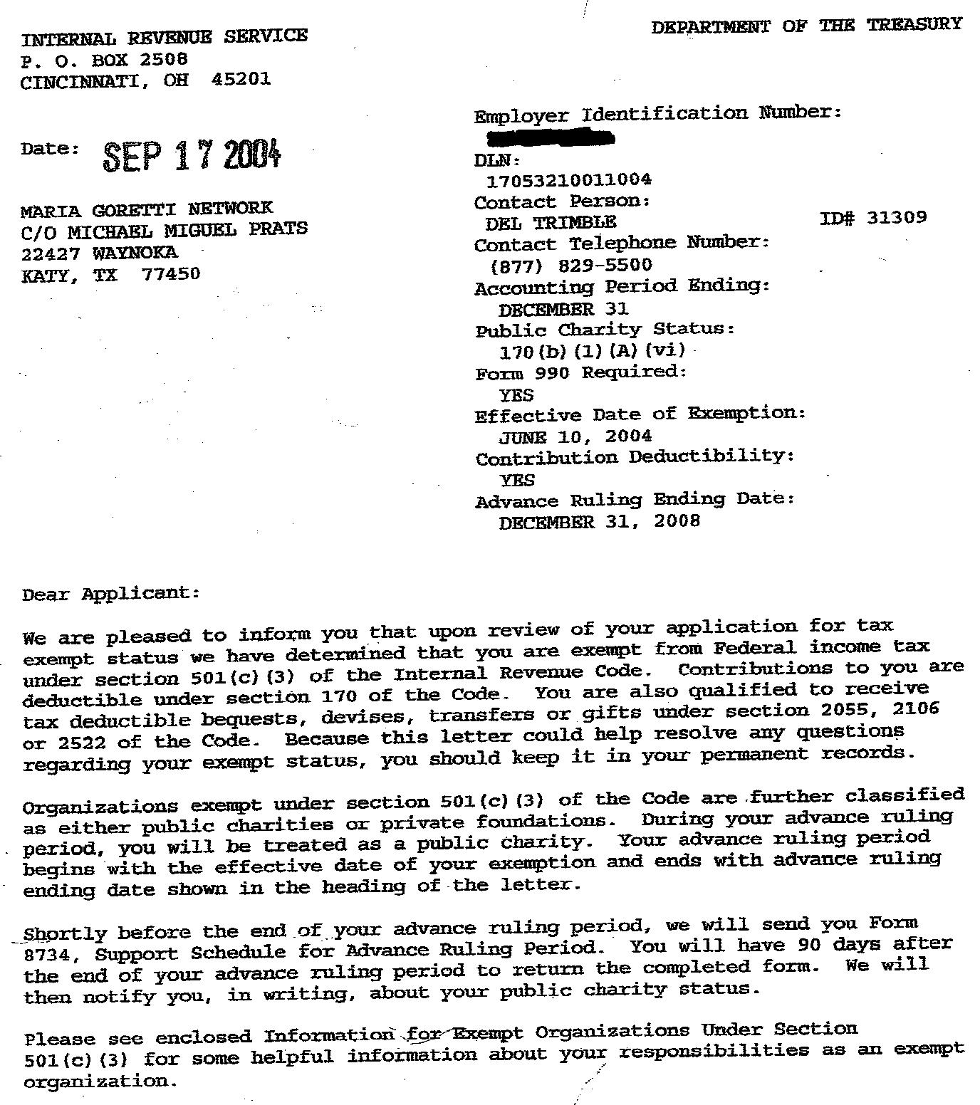 irs 1722 letter | Poemview.co