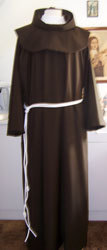Franciscan Style Habit with Capuche