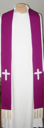 Passion Cross Stole