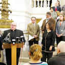 Faith leaders, lawmakers rally in support of Syrian refugees