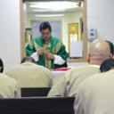 Prison inmates receive powerful message of God's mercy