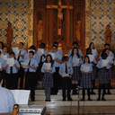 Catholic School Students Perform the Music of Christmas