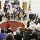 Pro-life advocates give witness to the evils of abortion at annual State House rally
