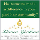 2017 Lumen Gentium Awards: Nominations are open