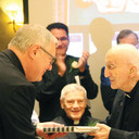 Priests attend annual study day, honor jubilarians