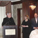 St. Vincent de Paul R.I. honors Bishop Tobin, Friends of the Poor