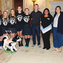Bay View Robotics team recognized by Governor and Mark Zuckerberg, CEO of Facebook